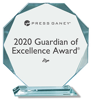 Guardian of Excellence Award