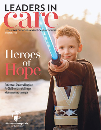 Leaders in care cover