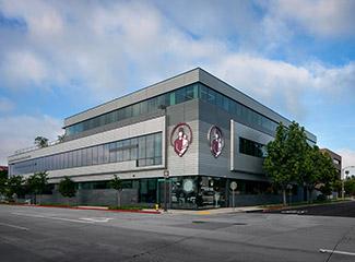 Pasadena medical center building