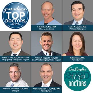 Pasadena Top Docs