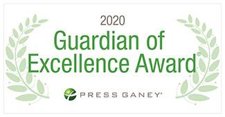 Press Ganey award logo
