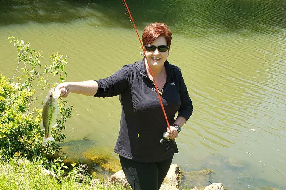 Shari fishing