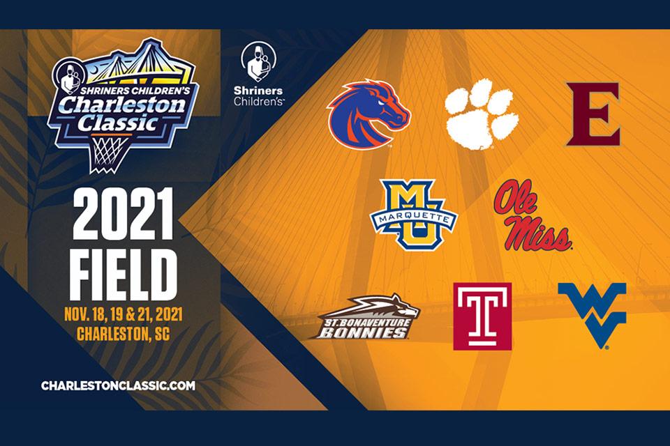Charleston Classic field